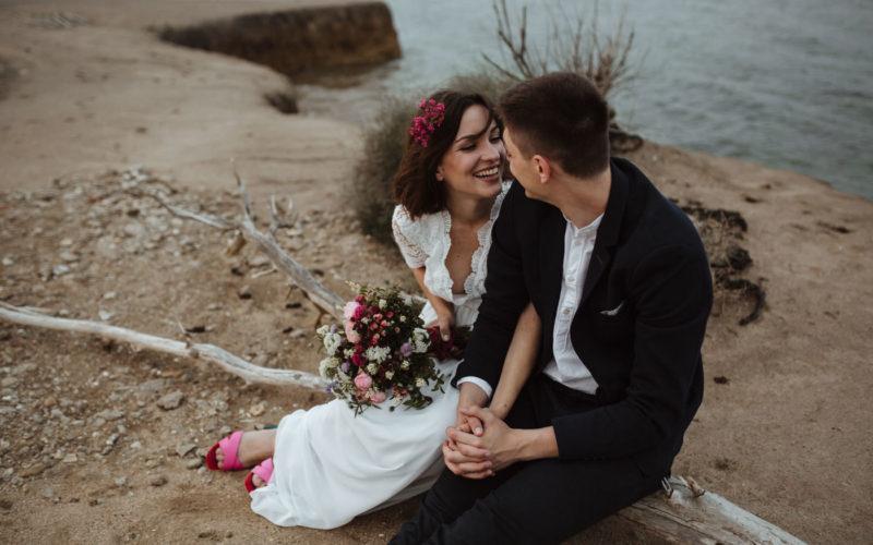 Elopement / Wedding photographers Zadar Croatia